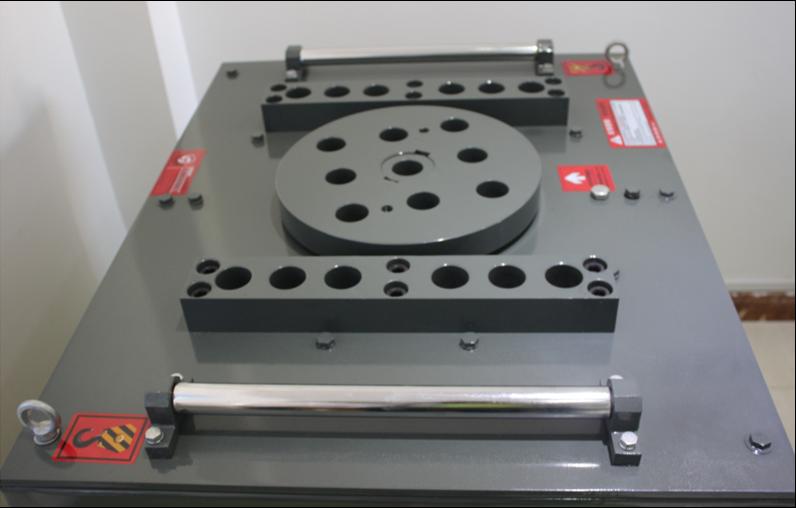Manual Steel Bending Machine