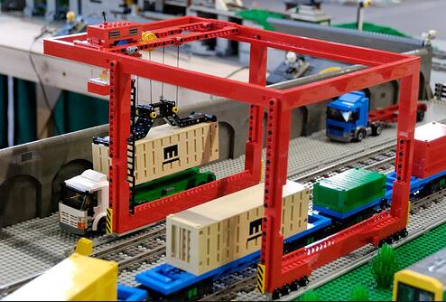 About Container Gantry Cranes