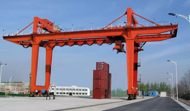 All About Container Gantry Cranes