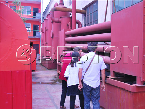 Wood Carbonization Plant for Sale