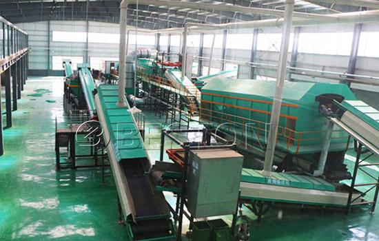 Beston MSW Sorting Plant for Sale