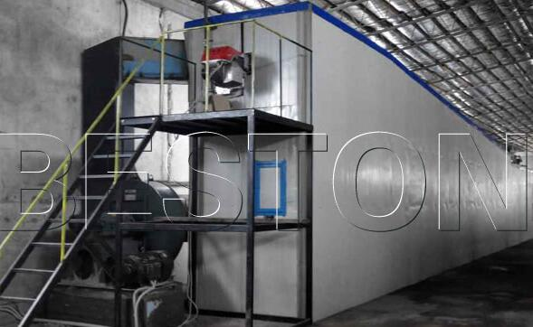 Metal Drying Line- egg tray drying system