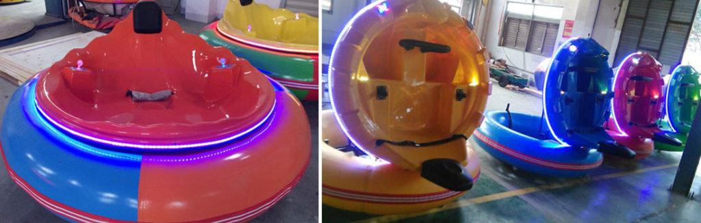 Kingtiger Inflatable Bumper Car Rides