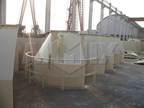 cement silo cost