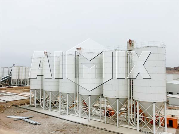 cement silo buy