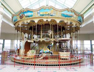 Double Decker Carousel Rides