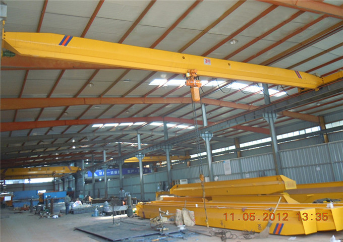 Choose 3 ton bridge machine from China