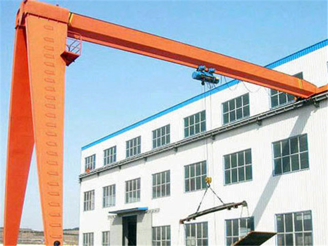China 10 Ton Gantry Crane