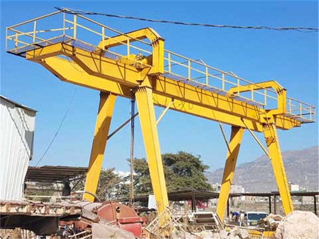 Gantry Crane in China buy